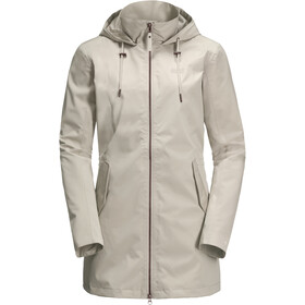 Jack Wolfskin Dakar Parka Damen dusty grey